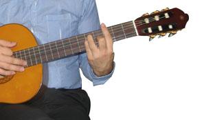 تعویض آکورد گیتار