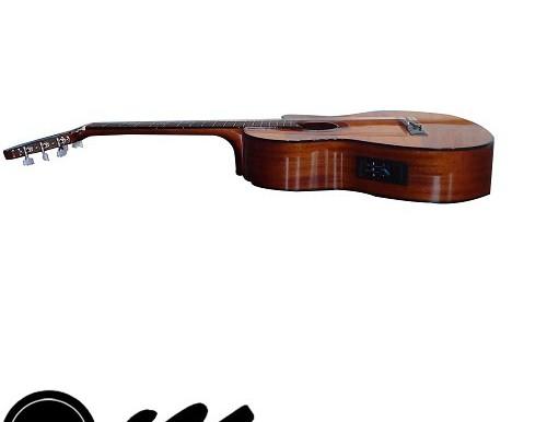 گیتار آریا AK80 پیکاپدار - 1