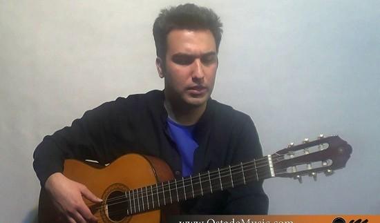 آموزش تعویض سیم گیتار