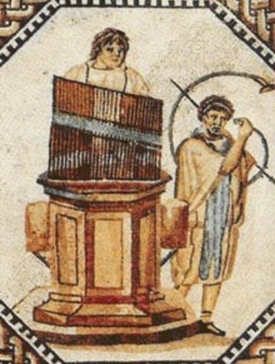 ارگ آبى در موسیقی مصر