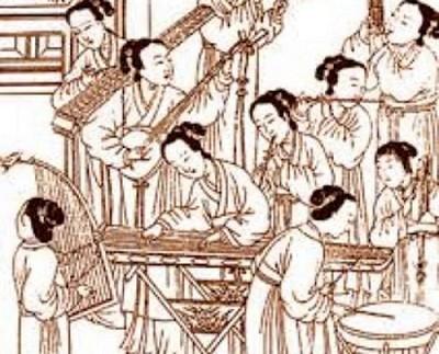 موسيقى چين باستان